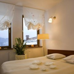 Гостиница Troyanda Karpat комната для гостей