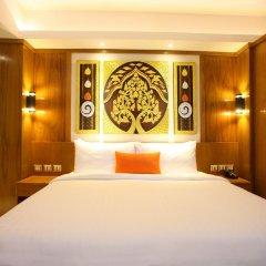 Chabana Kamala Hotel 4* Улучшенный номер с двуспальной кроватью фото 6