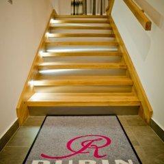 Отель Apartamenty Rubin спортивное сооружение