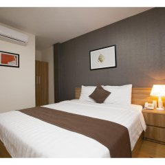 Thu Hien Hotel 2* Улучшенный номер