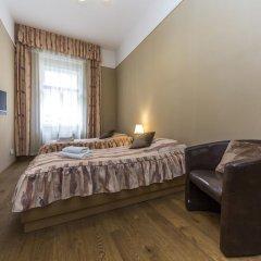 Отель Aparthotel Lublanka 3* Апартаменты с различными типами кроватей фото 12