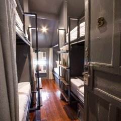 Here Hostel Кровать в общем номере фото 9