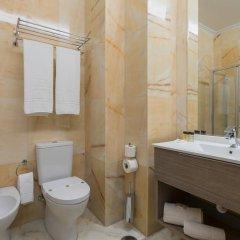 Hotel Internacional Porto 3* Стандартный номер разные типы кроватей фото 4
