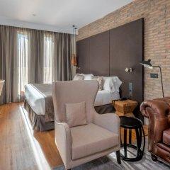 Отель Catalonia Gran Via 4* Полулюкс с различными типами кроватей фото 8