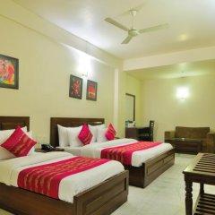 Отель Shanti Villa 3* Стандартный номер с различными типами кроватей фото 7