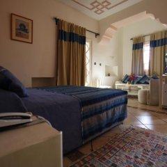 Отель Ksar Tinsouline Марокко, Загора - отзывы, цены и фото номеров - забронировать отель Ksar Tinsouline онлайн комната для гостей фото 4