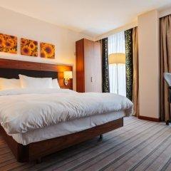 Гостиница Hilton Garden Inn Краснодар (Хилтон Гарден Инн Краснодар) 4* Стандартный номер разные типы кроватей фото 9