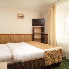 Гостиница Яхонты Таруса Стандартный семейный номер с двуспальной кроватью фото 7
