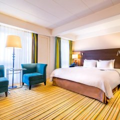 Renaissance Amsterdam Hotel 5* Номер Делюкс с различными типами кроватей