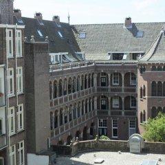 Отель Boutique B&B Bovien Нидерланды, Амстердам - отзывы, цены и фото номеров - забронировать отель Boutique B&B Bovien онлайн балкон