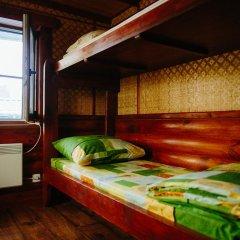 Гостиница Дебаркадер базы отдыха Мастер Номер категории Эконом с различными типами кроватей фото 2