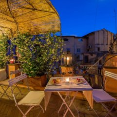 Отель The Inn At The Roman Forum 4* Номер Делюкс фото 2