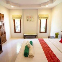 Отель The Green Beach Resort 3* Номер Делюкс с различными типами кроватей фото 3
