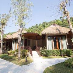 Отель Tup Kaek Sunset Beach Resort 3* Номер Делюкс с различными типами кроватей фото 18
