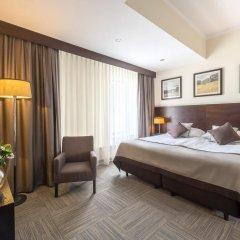 Europeum Hotel 3* Стандартный номер с двуспальной кроватью фото 17