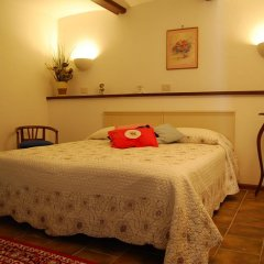 Отель San Rocco di Villa di Isola D'Asti Номер Делюкс фото 22