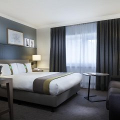 Отель Holiday Inn London - Regents Park 4* Представительский номер с различными типами кроватей фото 2