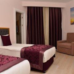 Water Side Resort & Spa Hotel 5* Стандартный семейный номер с двуспальной кроватью фото 10