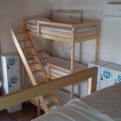 1878 Hostel Faro Кровать в общем номере с двухъярусной кроватью фото 14