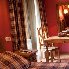 Gran Chalet Hotel & Petit Spa 3* Номер Премиум двуспальная кровать фото 2