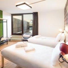 Отель Generator Paris Стандартный номер с 2 отдельными кроватями фото 3