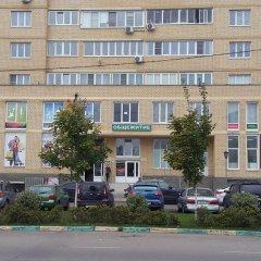 Hostel Belaya Dacha парковка
