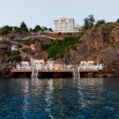 La Boutique Hotel Antalya-Adults Only Турция, Анталья - 10 отзывов об отеле, цены и фото номеров - забронировать отель La Boutique Hotel Antalya-Adults Only онлайн приотельная территория