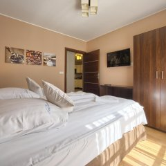Апартаменты SKY Apartments VisitZakopane удобства в номере