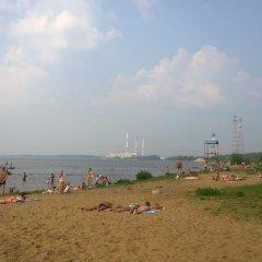 Хостел Бор на Волге пляж