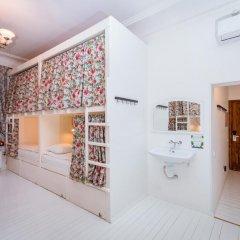 Тайга Хостел Кровать в общем номере с двухъярусной кроватью фото 2