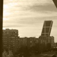 Апартаменты Apartment Castellana Design Deluxe балкон