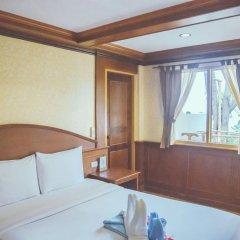 Отель Ko Tao Resort - Beach Zone 3* Улучшенный номер с различными типами кроватей фото 2