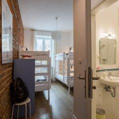 Vava Hostel ванная