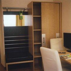 Hotel Jedermann 2* Стандартный номер с двуспальной кроватью фото 7