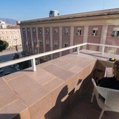 Отель Boutique Hotel Kotoni Албания, Тирана - отзывы, цены и фото номеров - забронировать отель Boutique Hotel Kotoni онлайн балкон