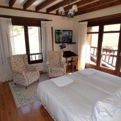 Отель Posada El Bosque комната для гостей