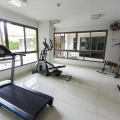 Отель Urban Condominium фитнесс-зал фото 2