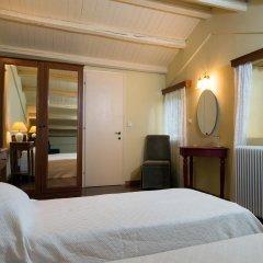 Отель Villa De Loulia Греция, Корфу - отзывы, цены и фото номеров - забронировать отель Villa De Loulia онлайн комната для гостей фото 3
