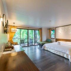Отель The Leaf On The Sands by Katathani 4* Улучшенный номер с различными типами кроватей фото 3