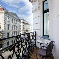Отель LiV'iN Residence by Fleming's Wien-Parlament балкон