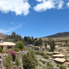 Отель Casa Inti Lodge балкон
