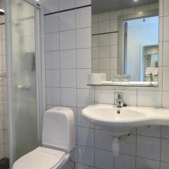 Отель Finse 1222 ванная