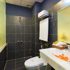 Dong Du Hotel 3* Номер Делюкс с различными типами кроватей фото 4