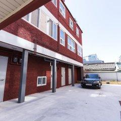 Отель Kory Guesthouse Южная Корея, Сеул - отзывы, цены и фото номеров - забронировать отель Kory Guesthouse онлайн парковка