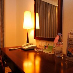 Howard Johnson Paragon Hotel Beijing 4* Стандартный номер с 2 отдельными кроватями фото 5