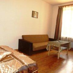 Апартаменты Luxe Apartment on Abovyan Street комната для гостей фото 4
