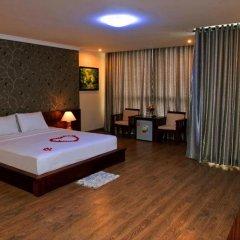 Nice Swan Hotel 2* Номер Делюкс с различными типами кроватей фото 4