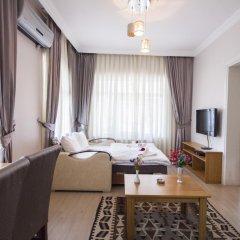 Апартаменты Feyza Apartments Студия Делюкс с различными типами кроватей фото 6
