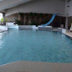 Отель Alexander Hotel Болгария, Банско - 1 отзыв об отеле, цены и фото номеров - забронировать отель Alexander Hotel онлайн бассейн фото 2