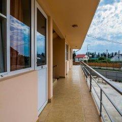 Отель 7 Fialok Guest House Сочи балкон
